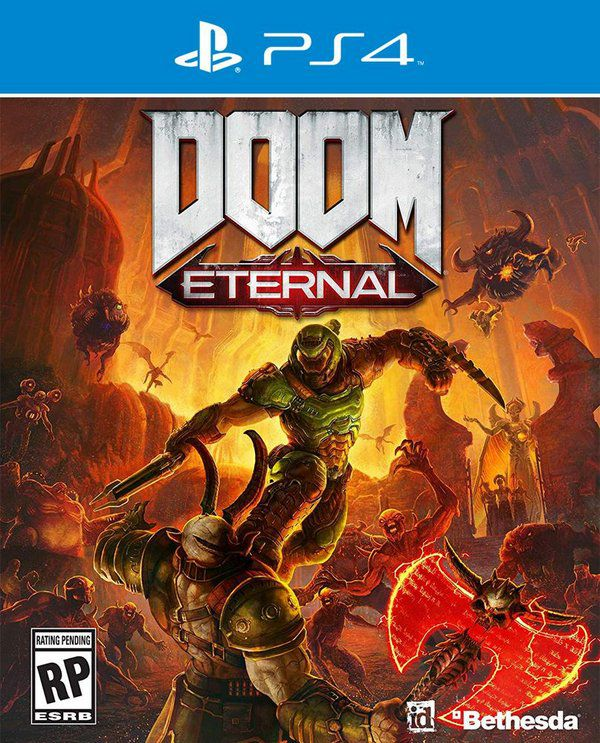 DOOM Eternal - Ps4  - Joy Games