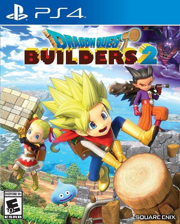 Dragon Quest Builders 2 - PS4  - Joy Games