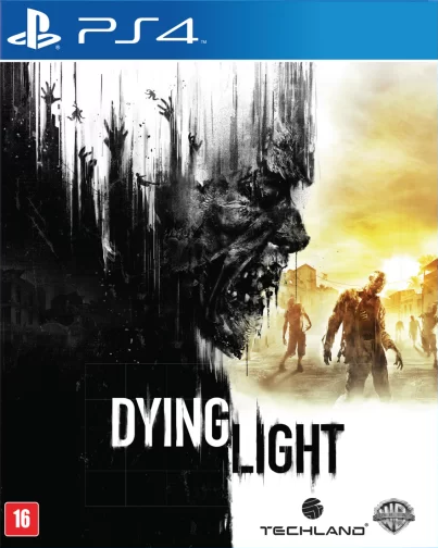 Dying Light - PS4  - Joy Games