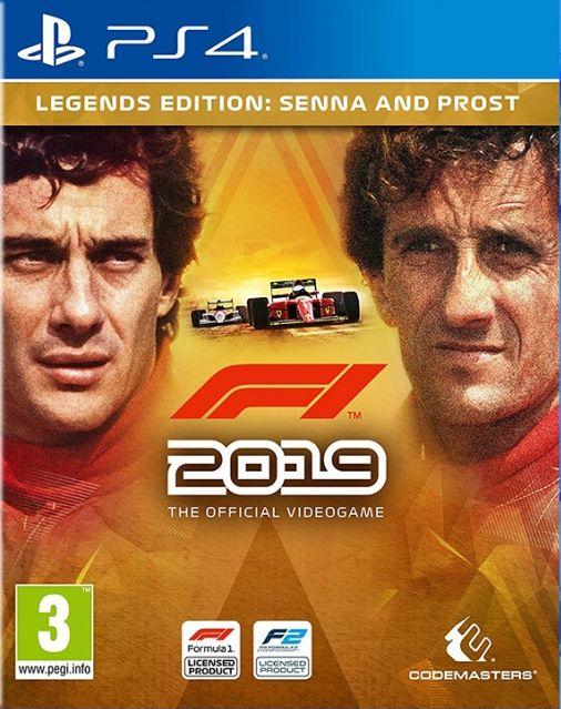 F1 2019 Legends Edition - PS4  - Joy Games