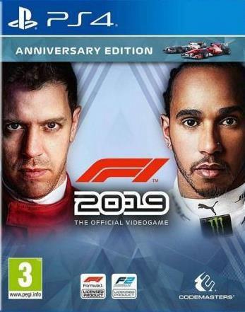 F1 2019 - PS4  - Joy Games