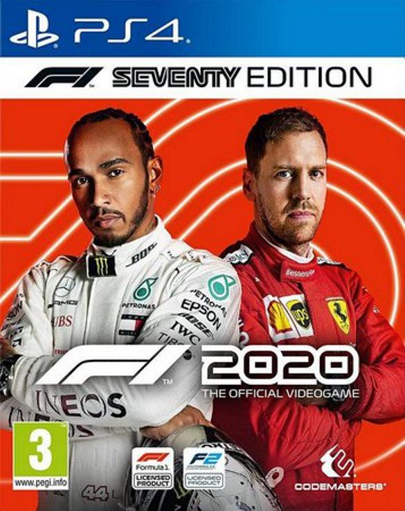 F1 2020 - PS4  - Joy Games