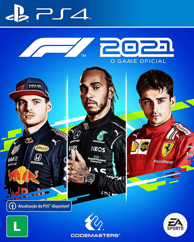 F1 2021 - PS4  - Joy Games