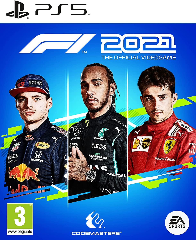 F1 2021 - PS5  - Joy Games