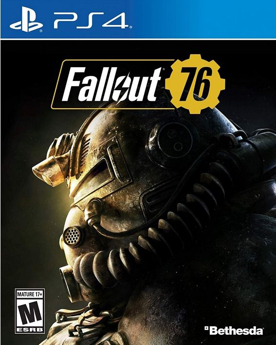 Fallout 76 - PS4  - Joy Games