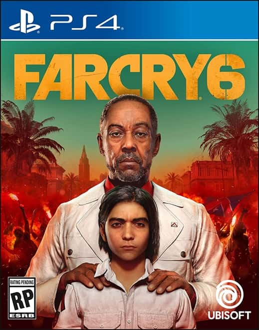 Far Cry 6 - PS4  - Joy Games
