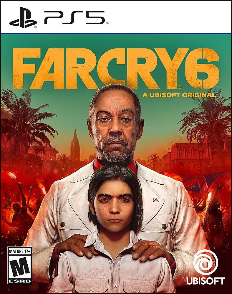 Far Cry 6 - PS5  - Joy Games