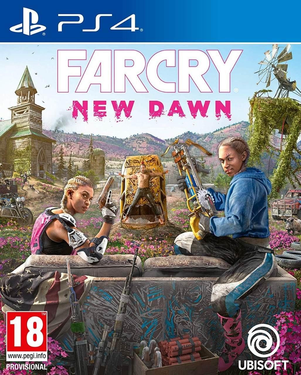 Far Cry New Dawn - PS4  - Joy Games
