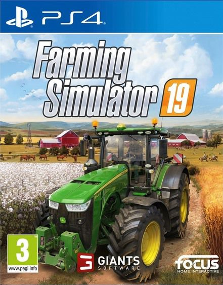 Farming Simulator 19 - PS4  - Joy Games