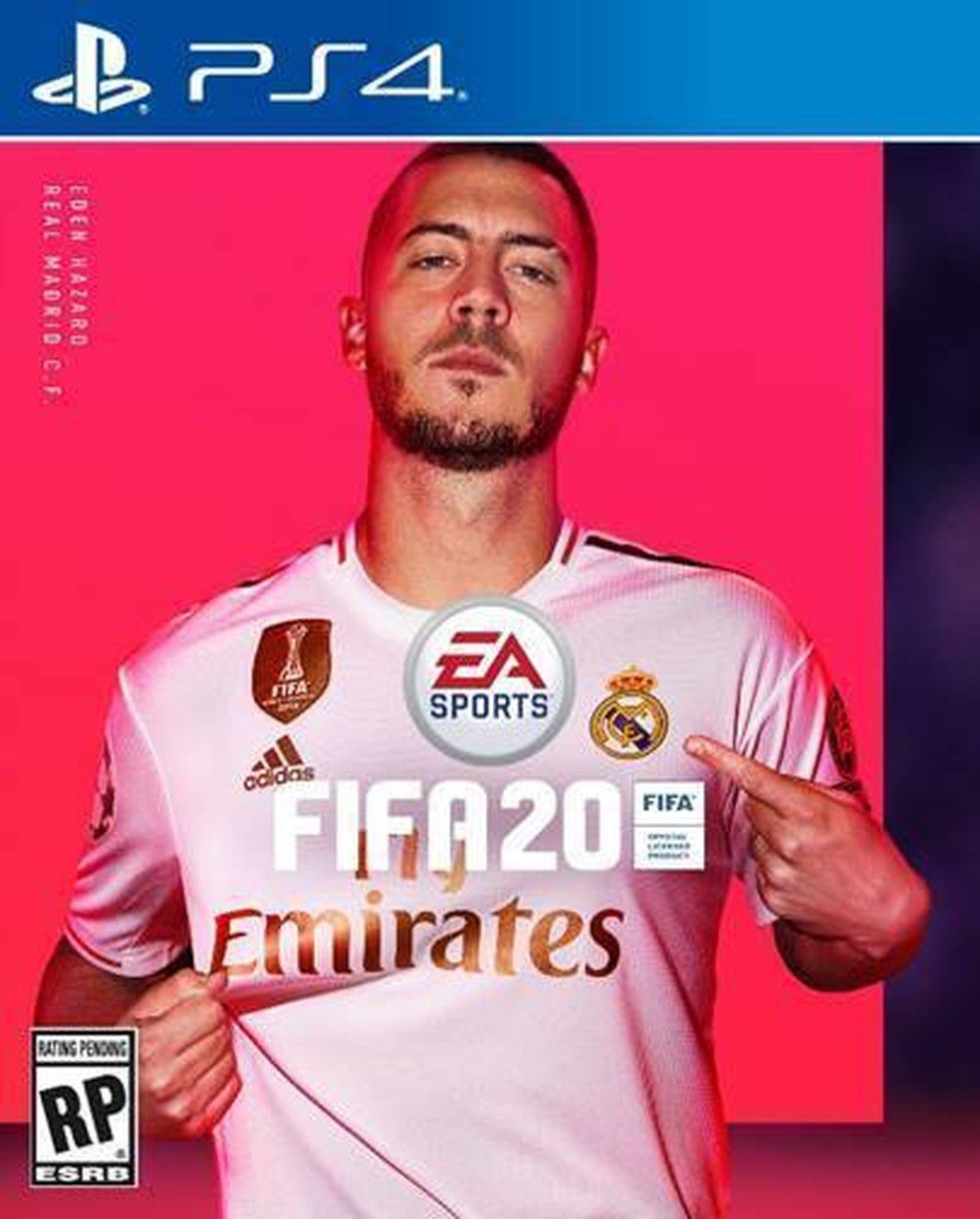 FIFA 20 - PS4  - Joy Games