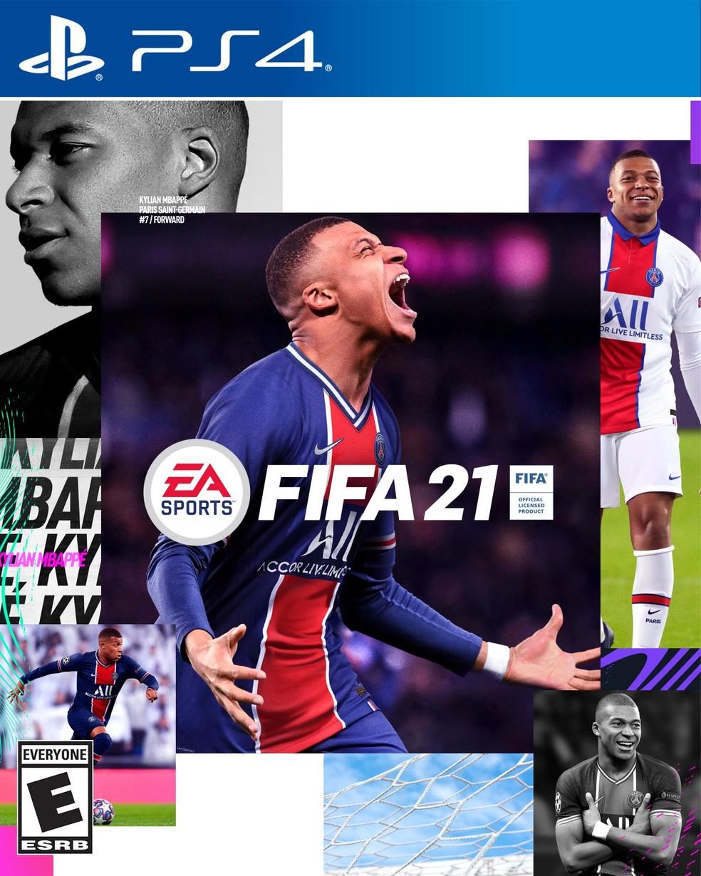 FIFA 21 - PS4  - Joy Games