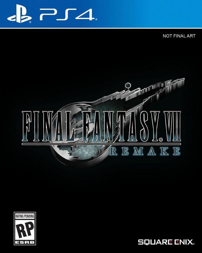 Final Fantasy VII Remake  - Joy Games