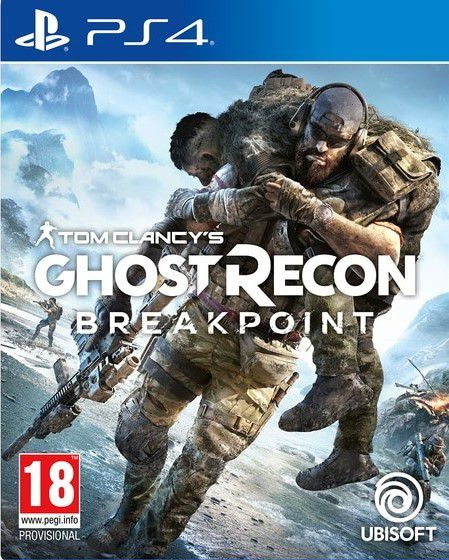 Ghost Recon Breakpoint - PS4  - Joy Games
