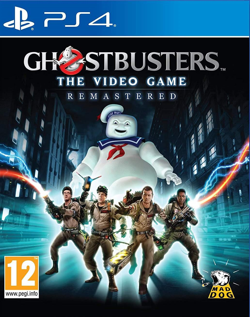 Ghostbusters - The Video Game Remastered  - Joy Games