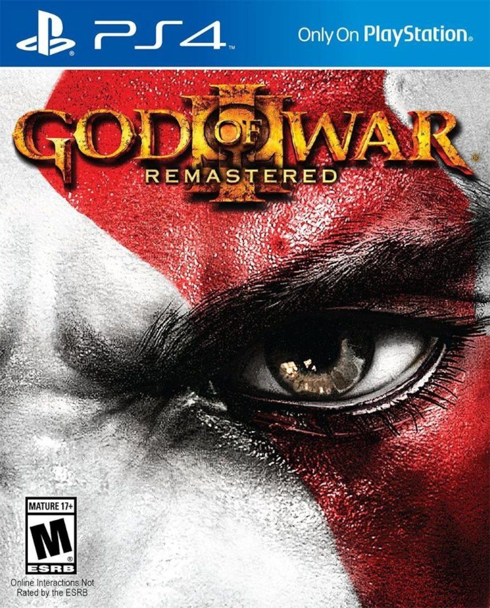 God of War 3 - PS4  - Joy Games