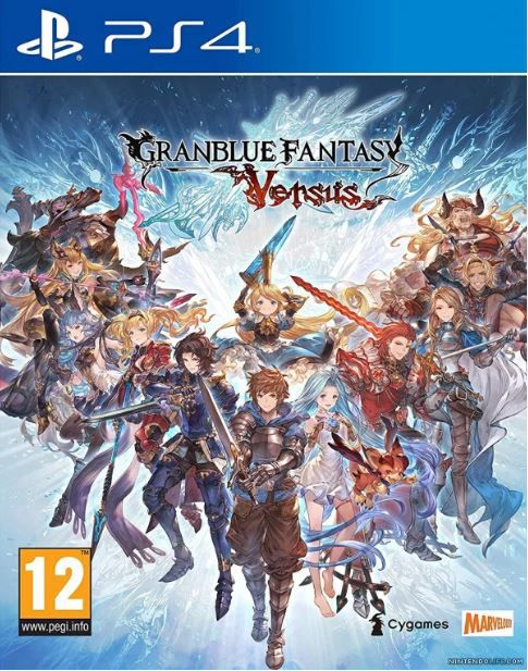 Granblue Fantasy: Versus - PS4  - Joy Games