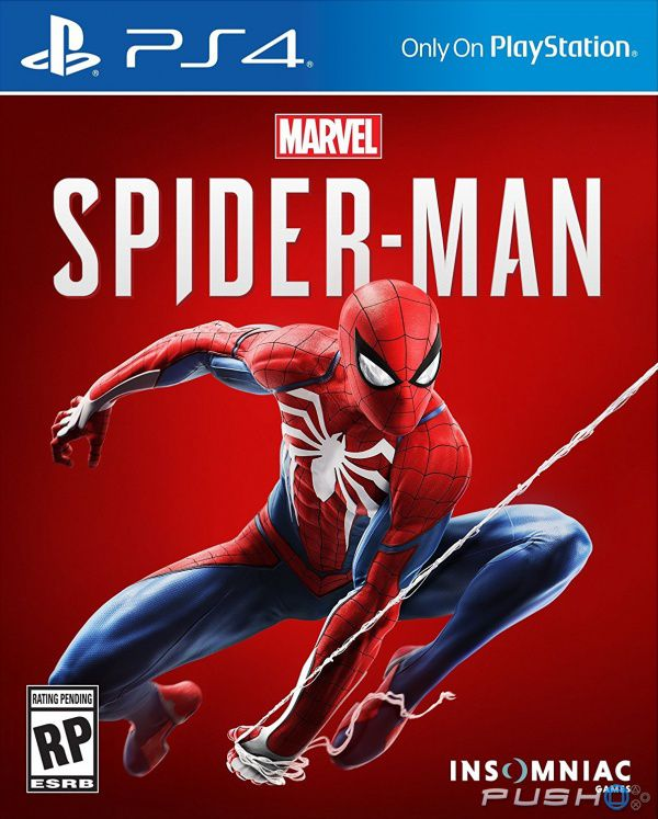 Homem Aranha Spider Man - PS4  - Joy Games