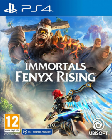 Immortals Fenix Rising - PS4  - Joy Games
