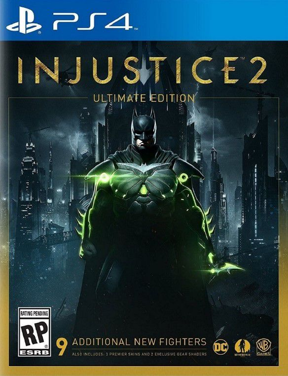 Injustice Ultimate - PS4   - Joy Games