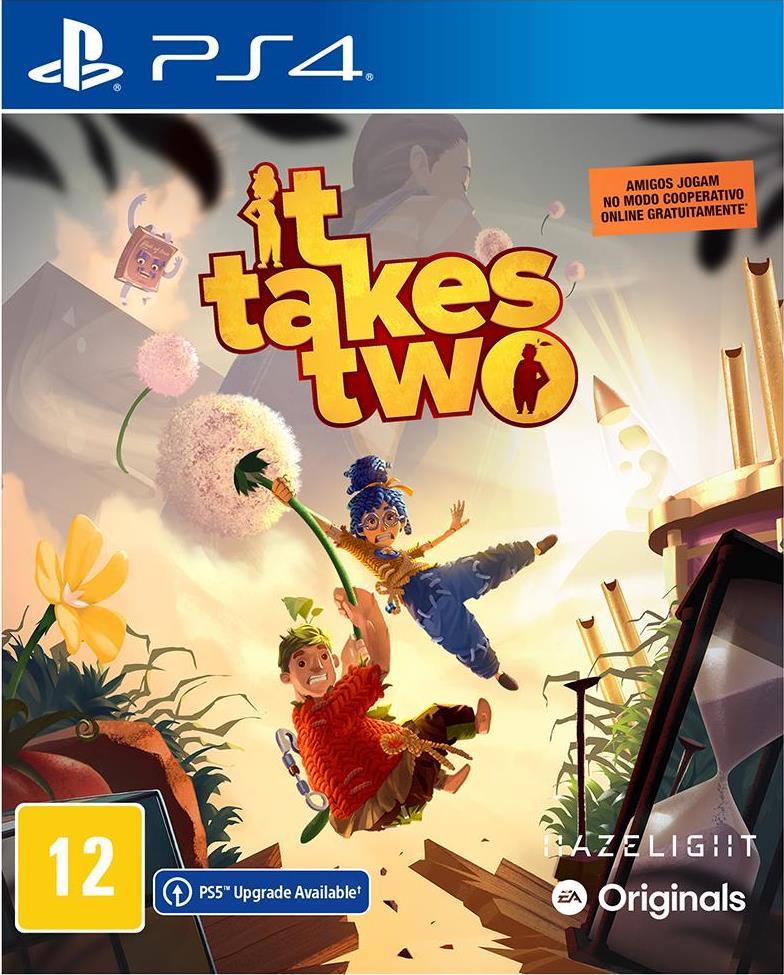 It Takes Two - PS4  - Joy Games