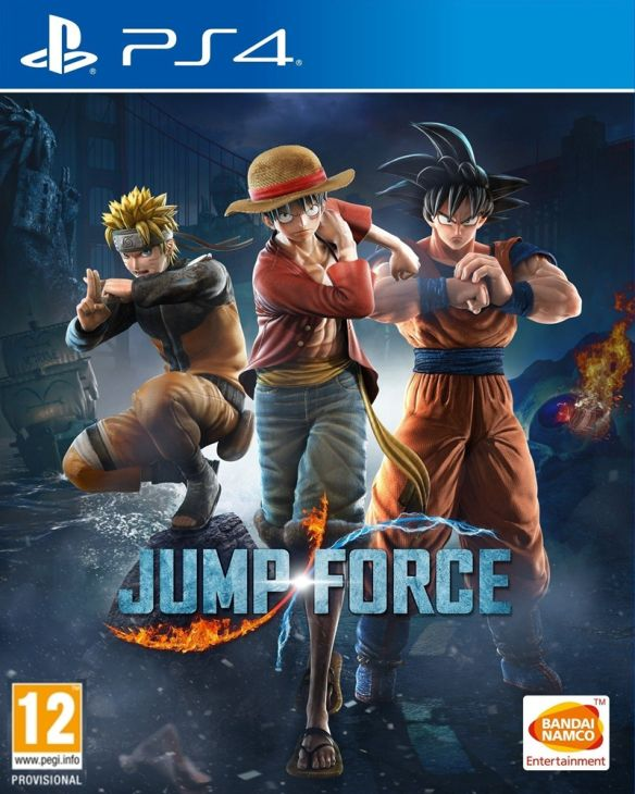 Jump Force - PS4  - Joy Games