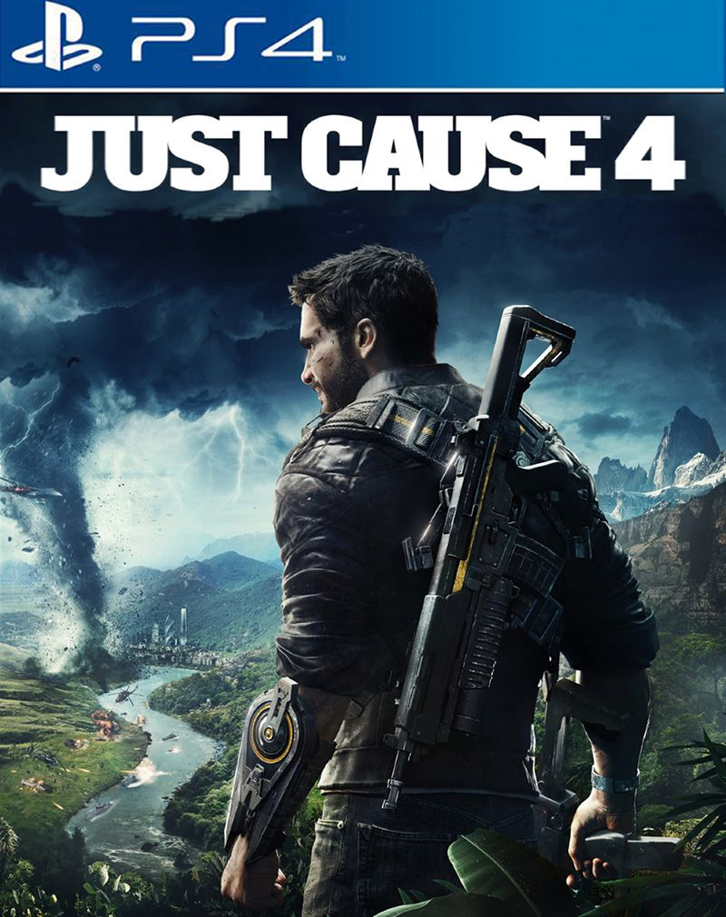 Just Cause 4 - PS4  - Joy Games