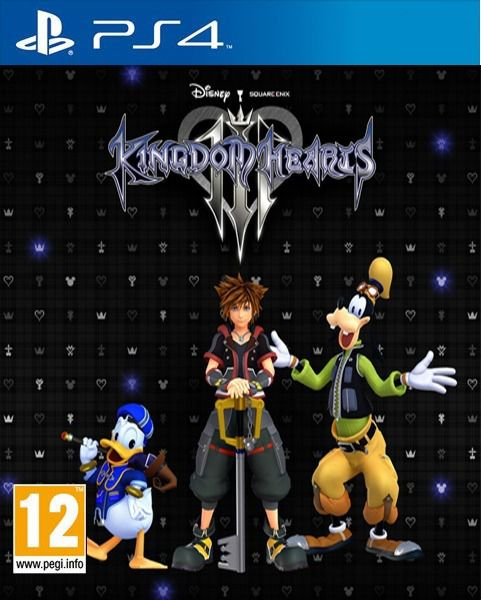Kingdom Hearts 3 - PS4  - Joy Games