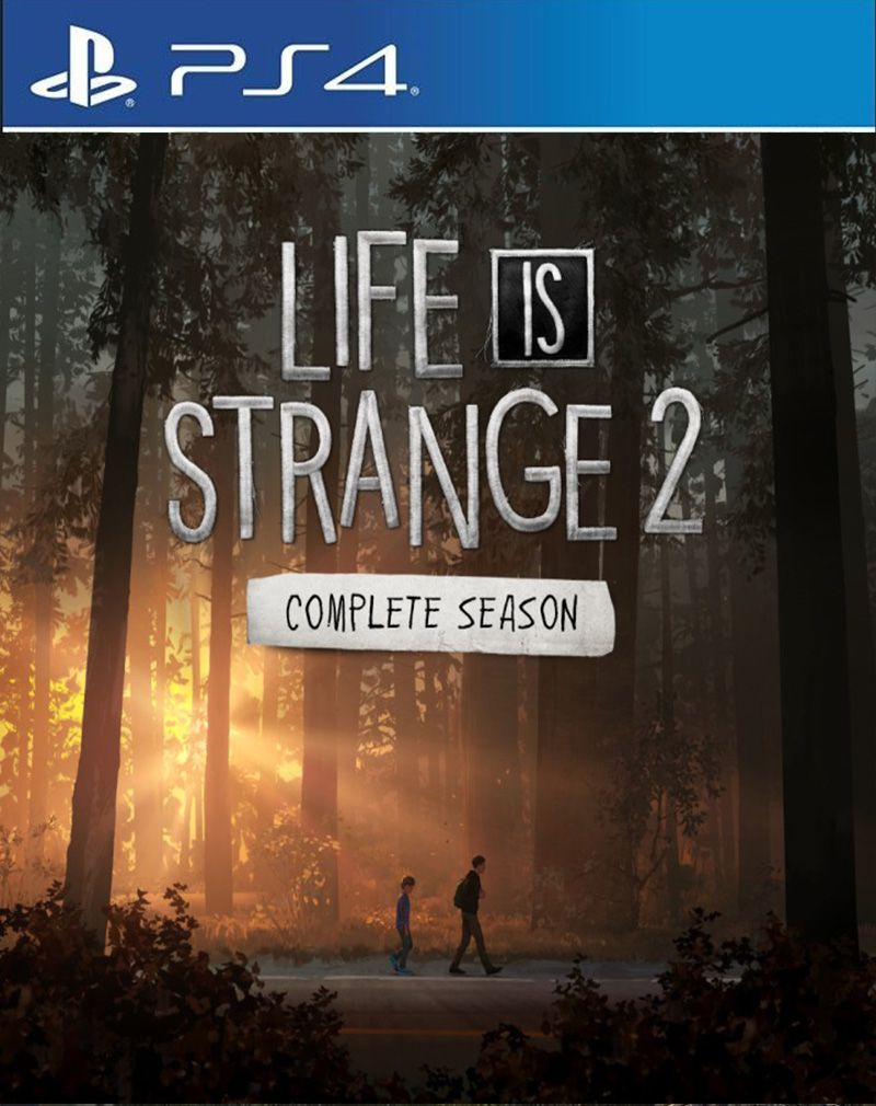 Life is Strange 2 Temporada Completa - PS4   - Joy Games