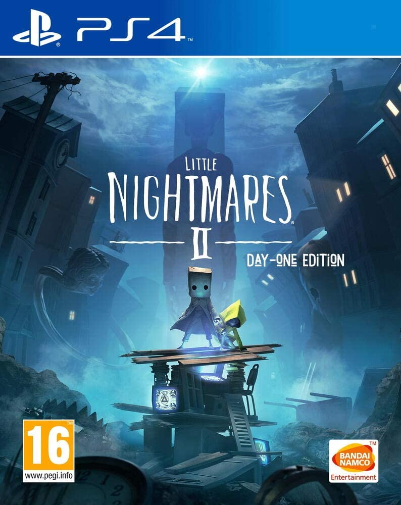 Little Nightmares 2 - PS4  - Joy Games