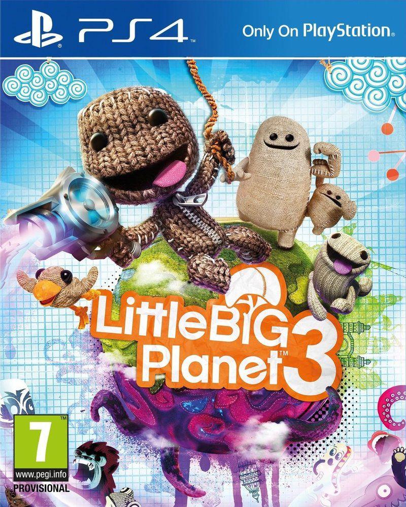 LittleBigPlanet  3 - PS4  - Joy Games