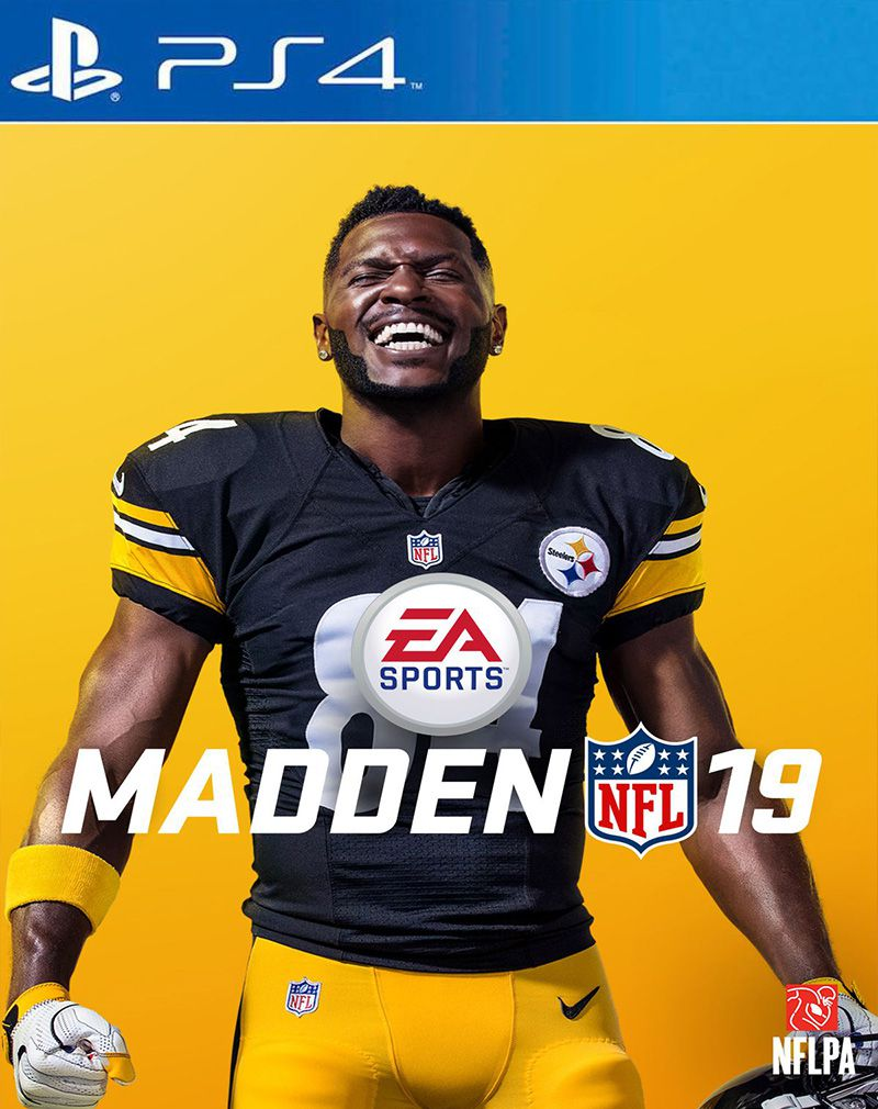 Madden NFL 19- PS4  - Joy Games