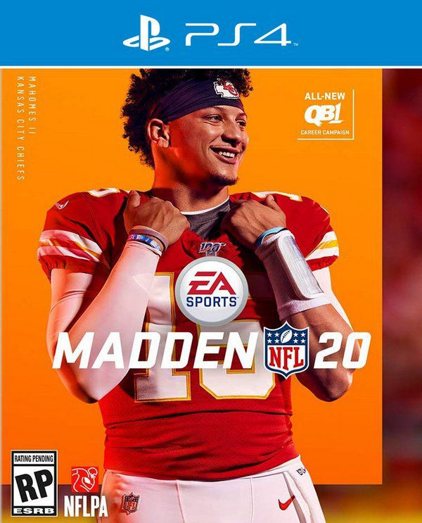 Madden NFL 20 - PS4  - Joy Games