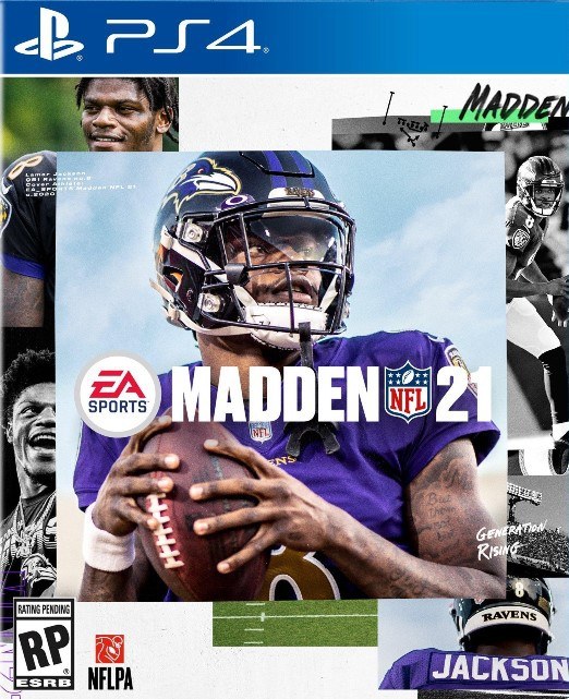 Madden NFL 21 - PS4  - Joy Games