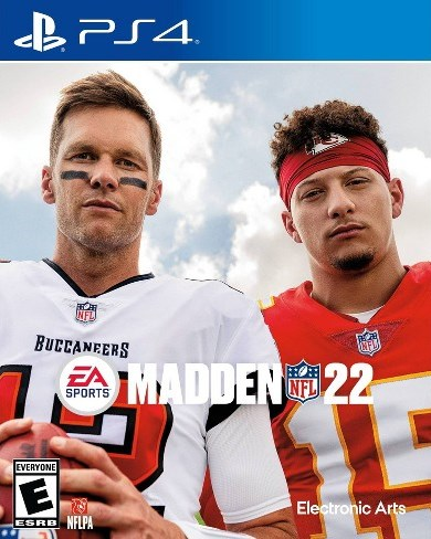 Madden NFL 22 - PS4  - Joy Games