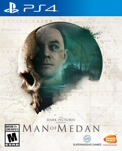 Man of Medan - PS4  - Joy Games