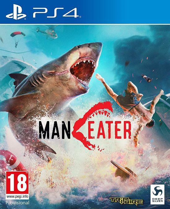 Maneater - PS4  - Joy Games