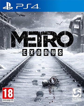 Metro Exodus - PS4  - Joy Games
