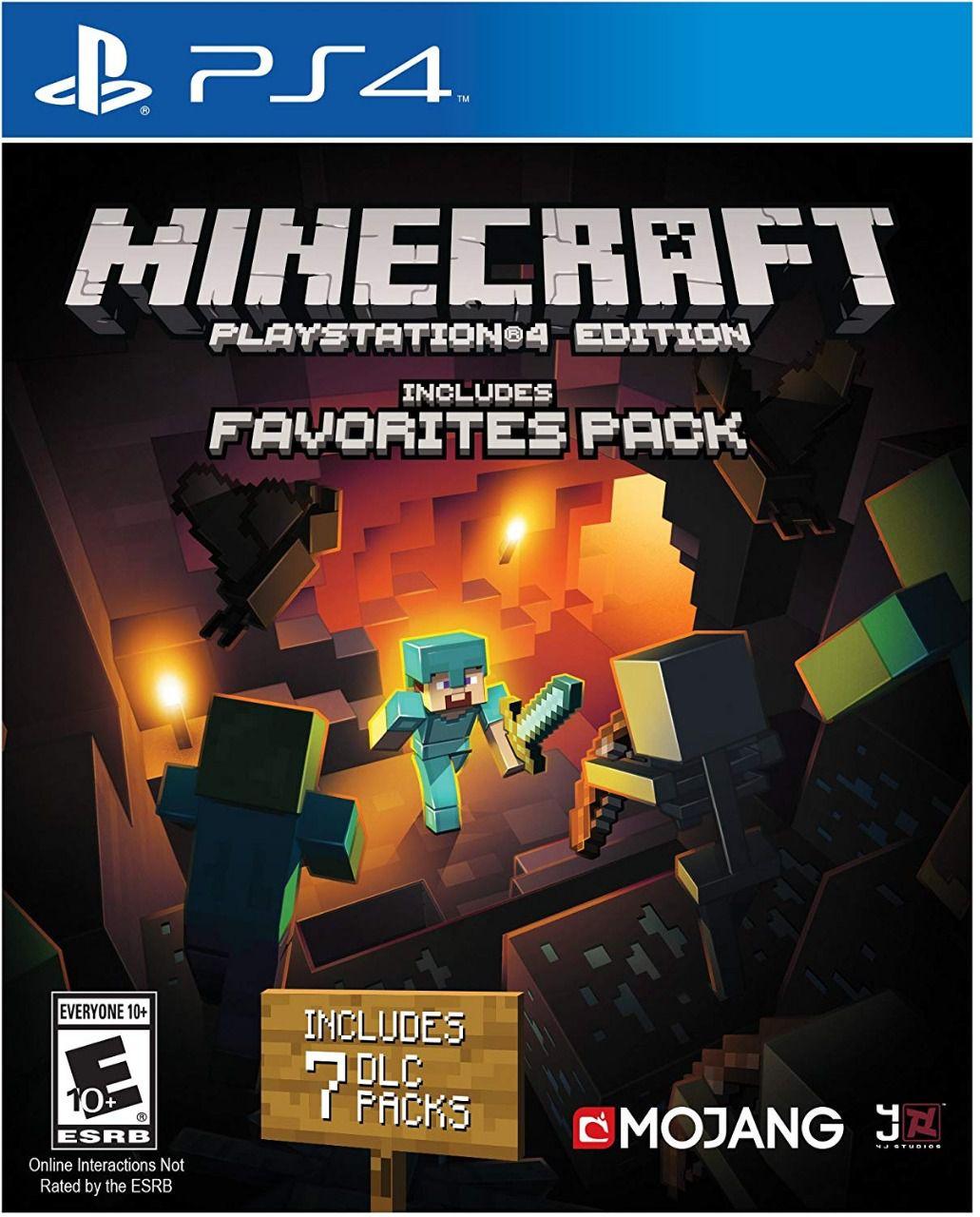 Minecraft - PS4  - Joy Games