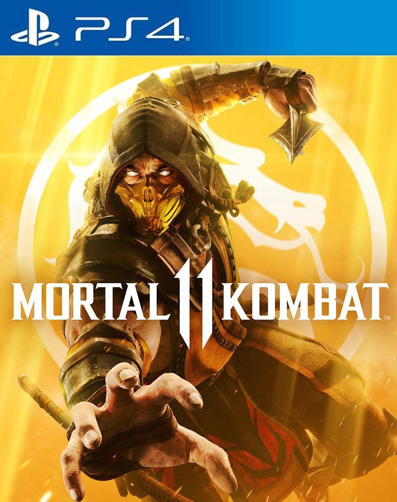 Mortal Kombat 11 - PS4  - Joy Games