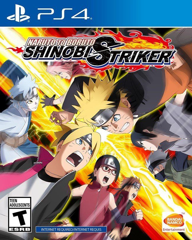 Naruto to Boruto Shinobi Striker - PS4  - Joy Games
