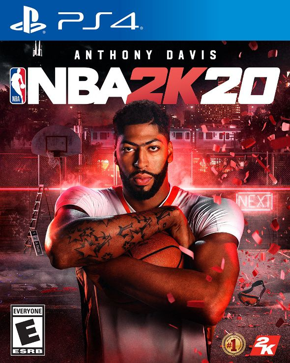 NBA 2K20 - PS4  - Joy Games