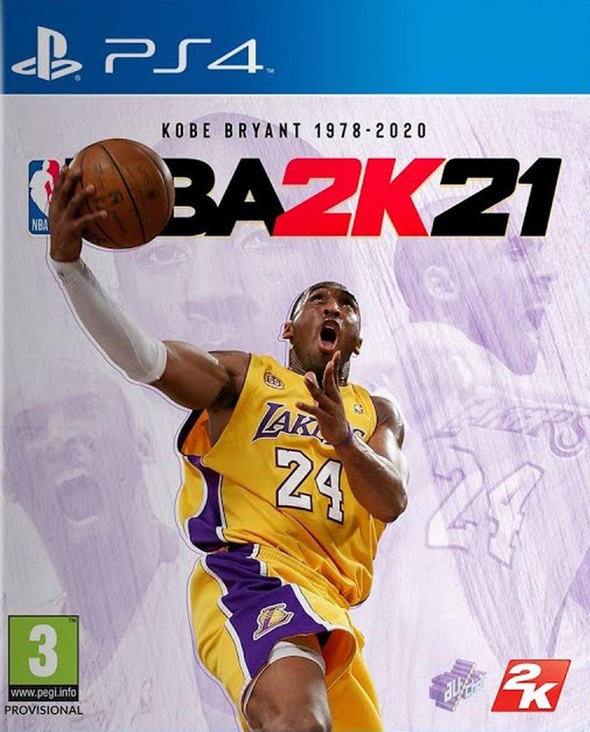 NBA 2k21 - PS4  - Joy Games