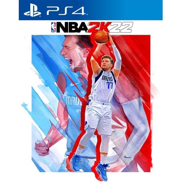 NBA 2k22 - PS4  - Joy Games