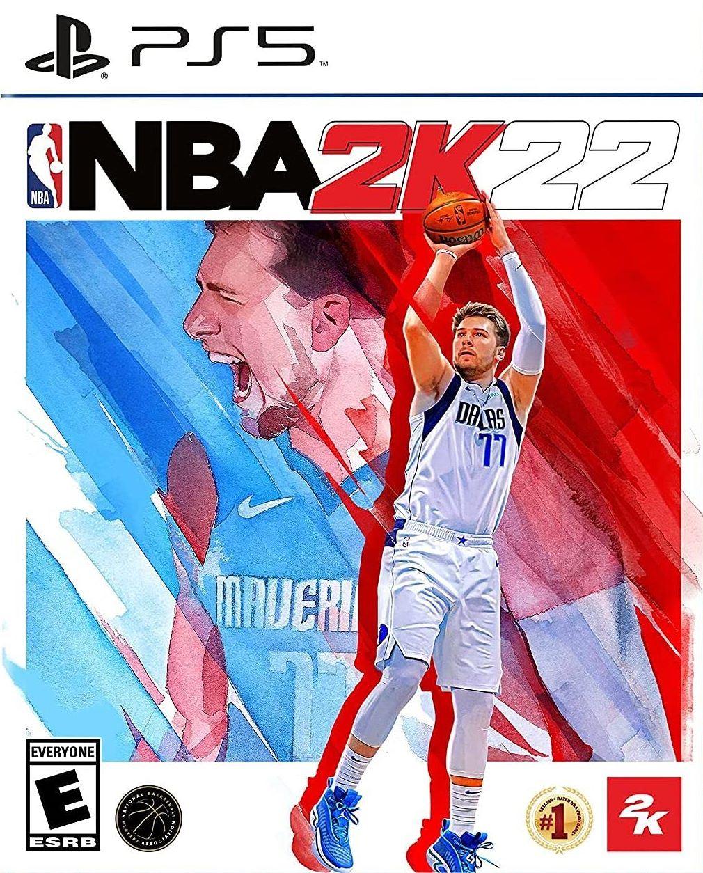 NBA 2k22 - PS5  - Joy Games