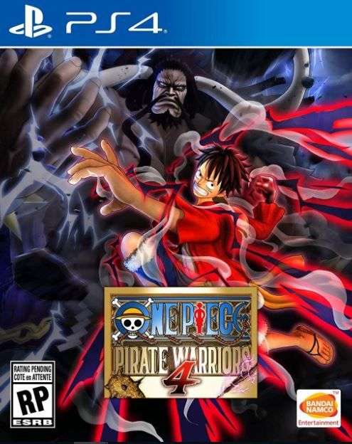 One Piece: Pirate Warriors 4 - PS4  - Joy Games