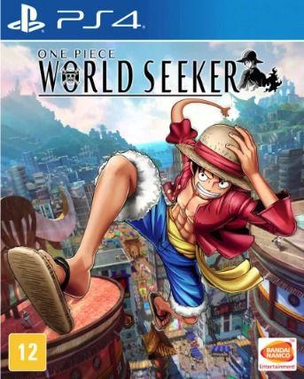 One Piece World Seeker - PS4  - Joy Games