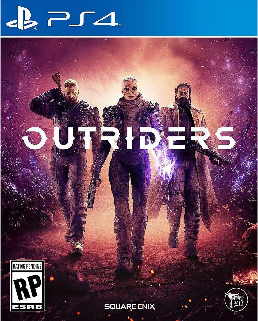 Outriders - PS4  - Joy Games