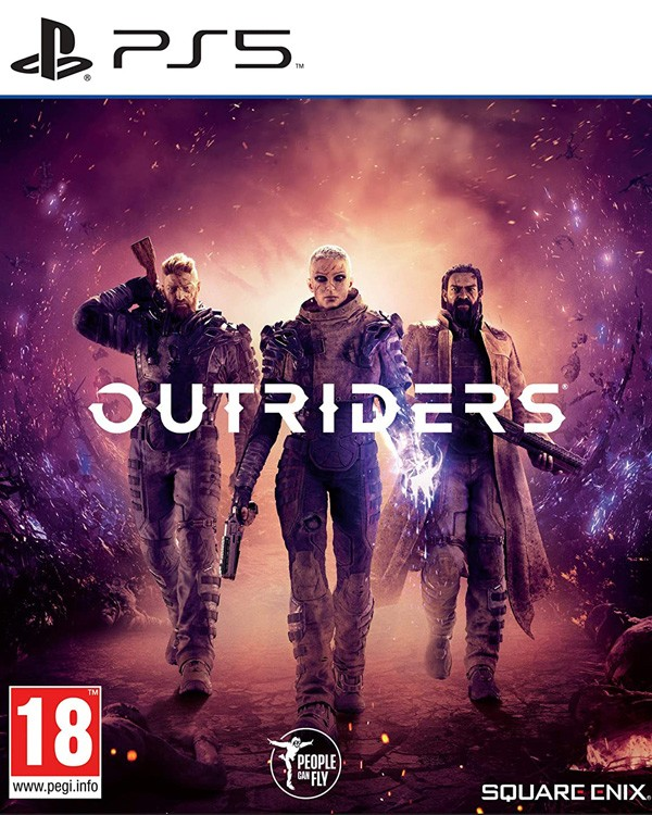 Outriders - PS5  - Joy Games
