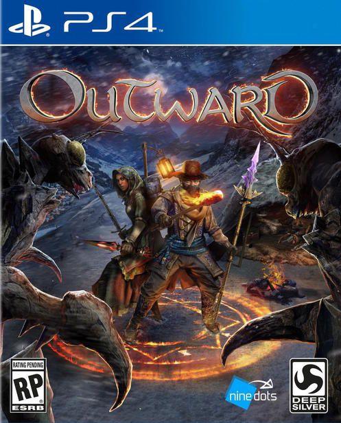 Outward - PS4  - Joy Games