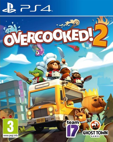 Overcooked 2 - PS4  - Joy Games